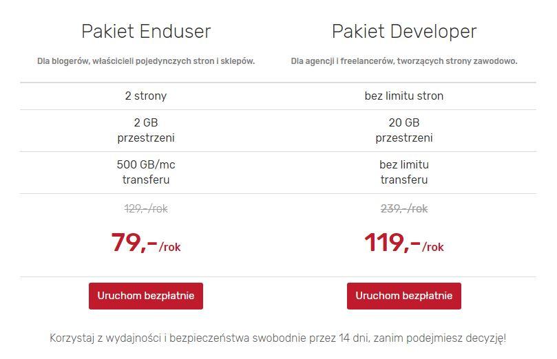 pakiety dostępne w Linuxpl